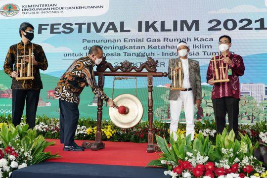 Gelar Festival Iklim 2021, KLHK harapkan masyarakat kawal aksi iklim