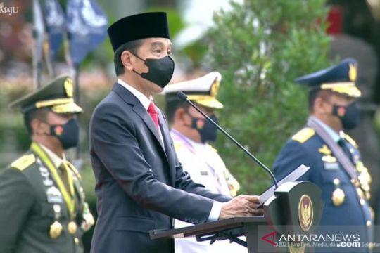 Kemarin, peringatan HUT TNI hingga instruksi Mendagri tentang PPKM