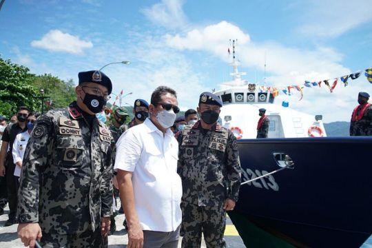 Menteri KP: Penting pengawasan sumber daya kelautan perikanan