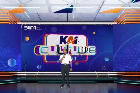 Rayakan internalisasi budaya perusahaan, KAI gelar Culture Fest 2021