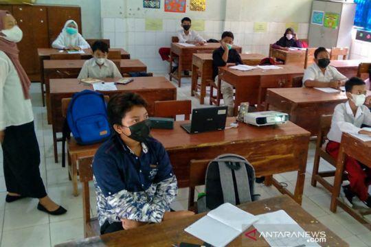 Pemkot Yogyakarta pastikan tak ada klaster COVID-19 dari PTM terbatas