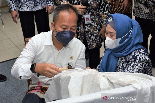 Serap 200.000 tenaga kerja, ekspor batik tembus 533 juta dolar AS