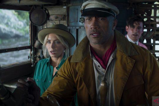 """""""Jungle Cruise"""" tayang di bioskop Indonesia mulai hari ini"""