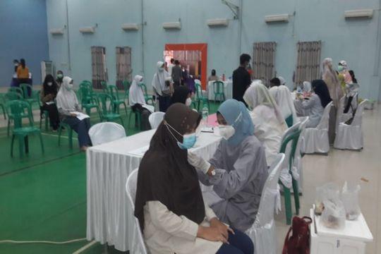 GGF bersama Apindo dan OJK gelar vaksinasi di Lampung Tengah