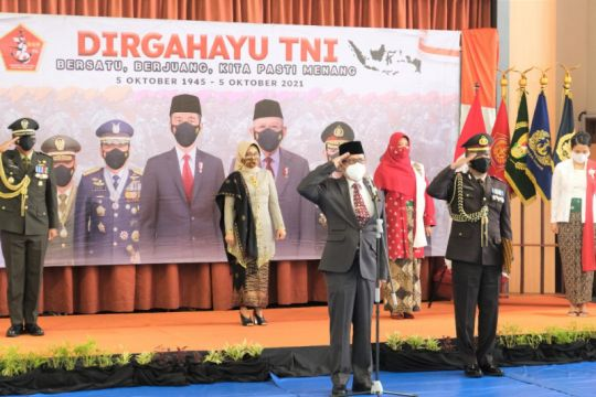 Peringati HUT TNI, Dubes RI apresiasi peran tentara saat pandemi