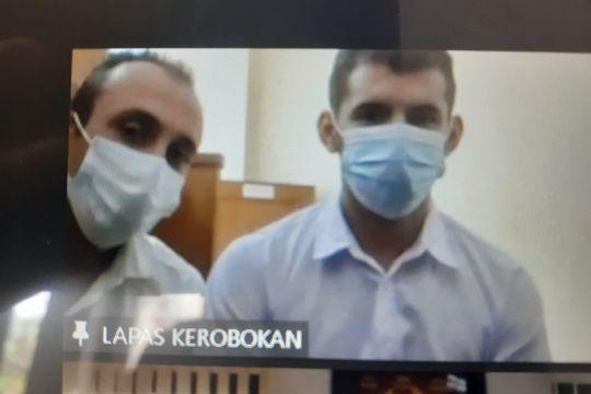 PN Denpasar vonis dua WN Turki 30 bulan penjara karena skimming