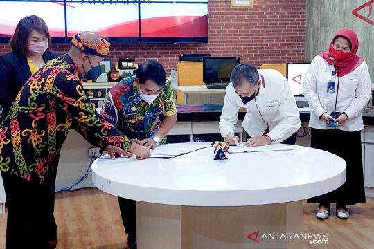 Pemprov Kaltara gaet LKBN ANTARA promosikan potensi daerah