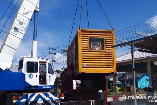 PLN Babel selesaikan perbaikan mesin pembangkit akhir Oktober 2021