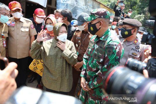 Mensos instruksikan penyiapan stok sembako bagi penyintas bencana Luwu