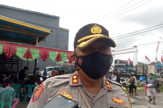 Polisi selidiki penemuan 600 butir amunisi di Timika