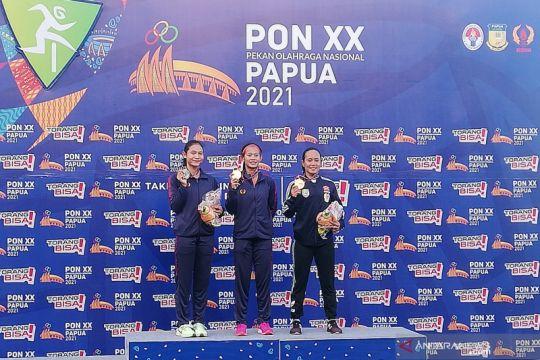 Tyas Murtiningsih sebut percaya diri dan doa jadi modal di PON Papua