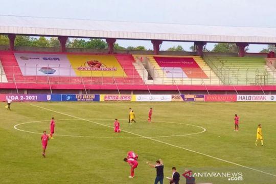 Kalteng Putra menang atas Persiba Balikpapan 1-0