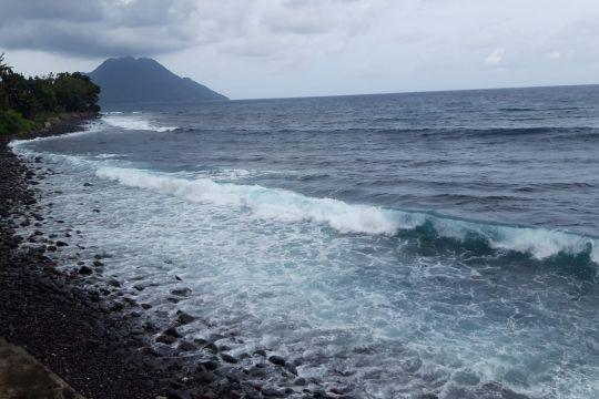 BMKG: Waspadai tinggi gelombang laut di Pulau Halmahera