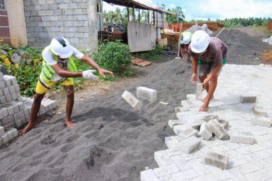 Kementerian PUPR benahi kualitas jalan 1.902 rumah subsidi di Sulut
