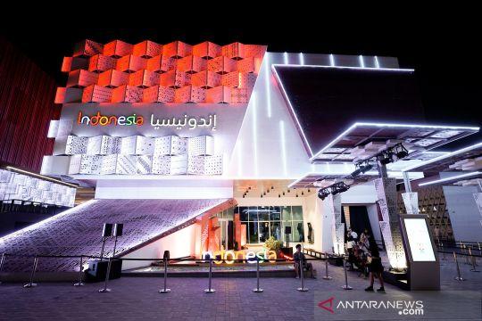 Luar biasa, Paviliun Indonesia di Dubai Expo dikunjungi 11.000 orang