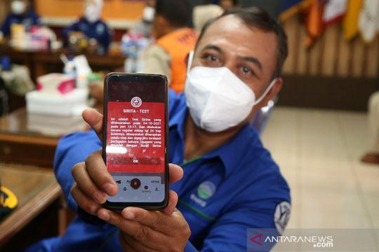 BMKG hadang tsunami, luncurkan EWS Radio Broadcaster-aplikasi SIRITA