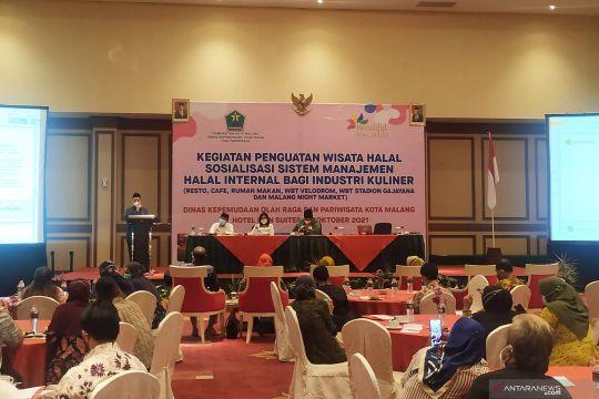 Pelaku usaha di Kota Malang didorong urus sertifikasi halal