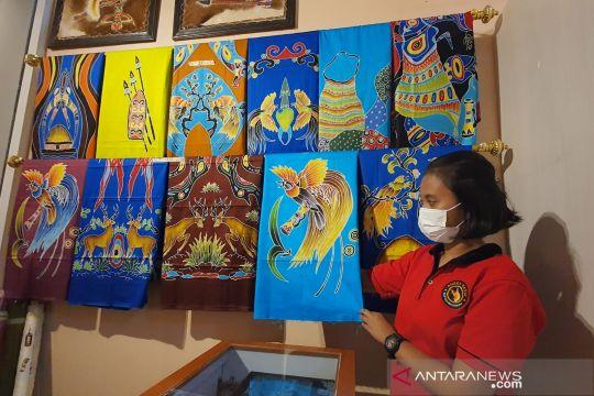 PON Papua tingkatkan penjualan batik khas Bumi Cendrawasih