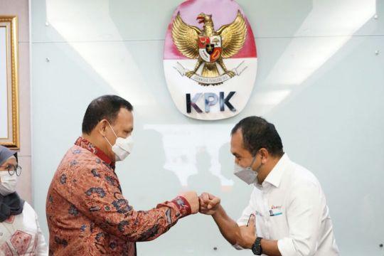 KPK dan PTBA perkuat pencegahan korupsi wujudkan korporasi yang bersih