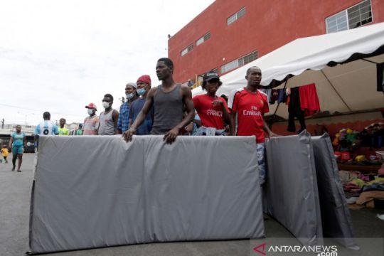 Meksiko pulangkan 129  migran lagi  ke Haiti
