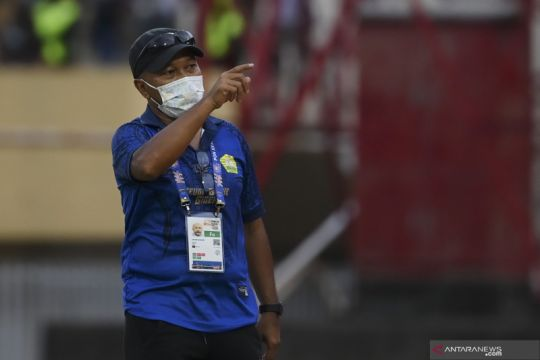 Fakhri Husaini bangga penampilan timnya ketika hadapi Papua
