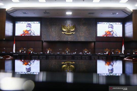 Uji formil UU Cipta Kerja di Mahkamah Konstitusi