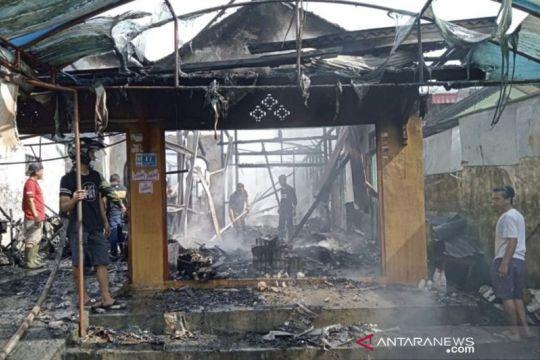 Kebakaran di Balangan Kalsel menewaskan seorang remaja disabilitas