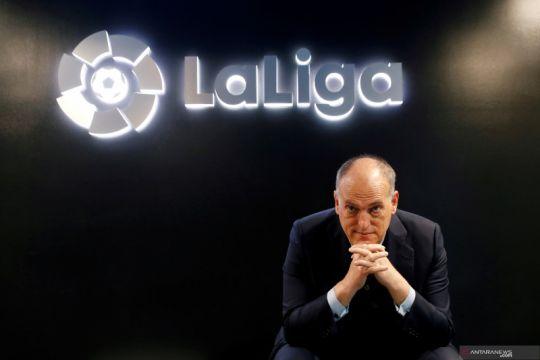 Presiden LaLiga klaim punya bukti PSG langgar aturan FFP