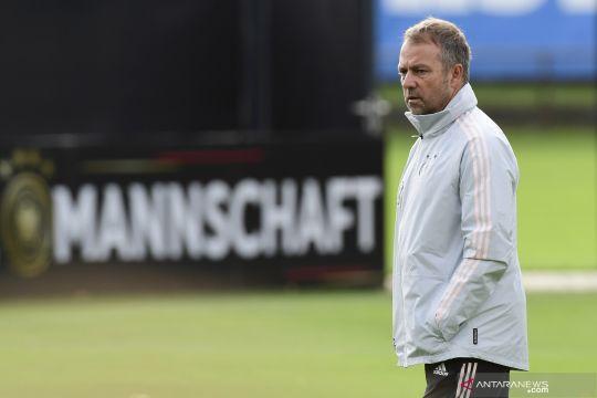 Hansi Flick tidak tertekan untuk penuhi ekpektasi Jerman di PD 2022