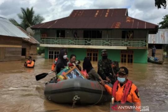 La Nina bisa picu bencana hidrometeorologi di akhir 2021 di Sultra