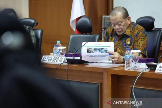 Ketua DPD RI berharap persoalan Tol Cisumdawu selesai akhir November