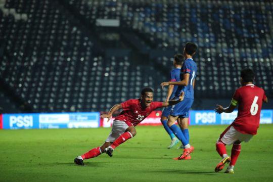 Indonesia berhasil amankan kemenangan ketika kalahkan Taiwan 2-1