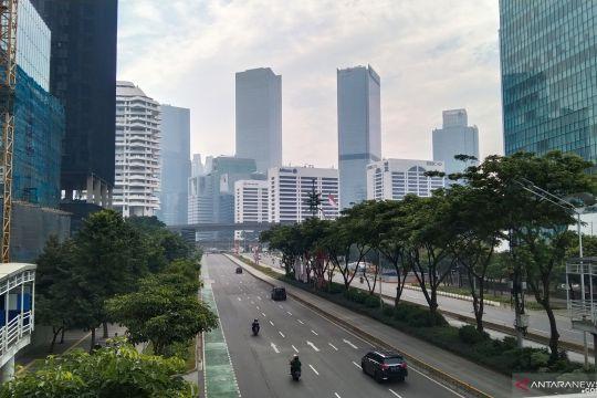 Cuaca Jakarta diperkirakan cerah hari ini