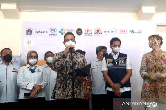 Anies: Vaksinasi bagi pencari suaka merupakan tugas kemanusiaan