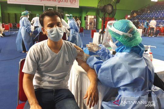 Anies: Vaksinasi untuk pencari suaka berkat kolaborasi