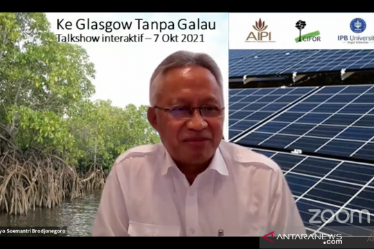 AIPI: Antarsektor perlu berjuang bersama di COP26