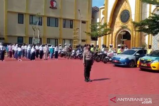 Satgas pelajar kota Bogor ingatkan orang tua awasi provokasi tawuran