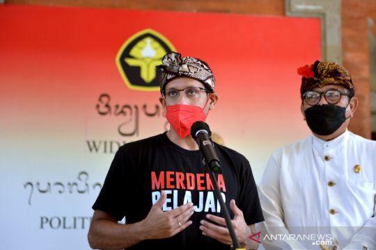 Mendikbudristek dorong sekolah di Bali lakukan PTM terbatas
