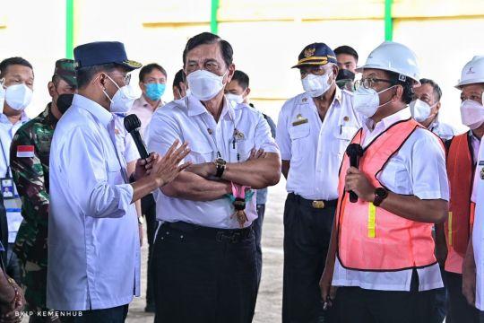 AP I rencanakan pengembangan fasilitas kargo Bandara Frans Kaisiepo