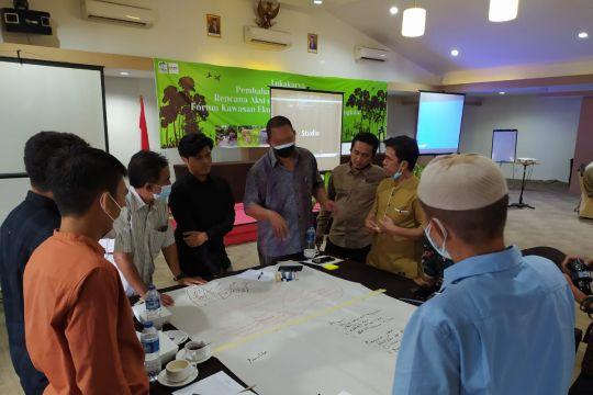 Forum KEE Bengkulu tetapkan Rencana Aksi Konservasi Gajah Sumatera