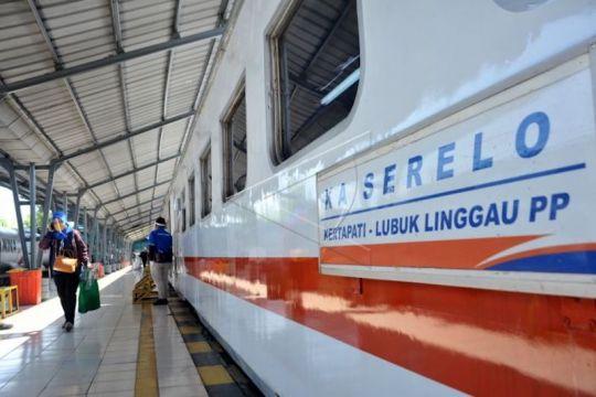 KAI operasikan kembali KA Sindang Marga rute Kertapati-Lubuklinggau