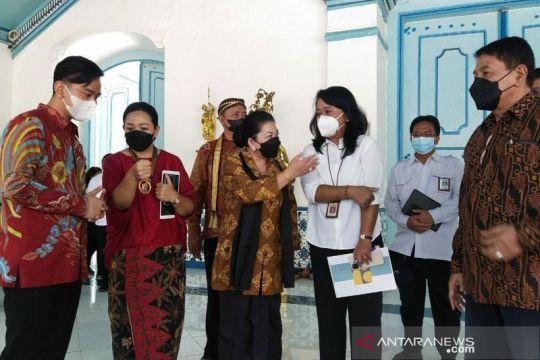 Gibran gandeng Kementerian PUPR koordinasi revitalisasi Keraton Solo