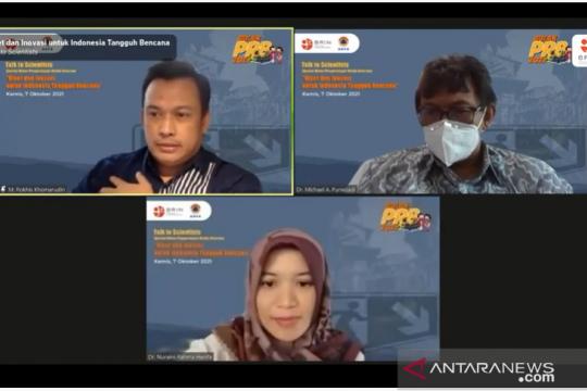 BRIN:Teknologi inderaja tingkatkan kapasitas Indonesia hadapi bencana
