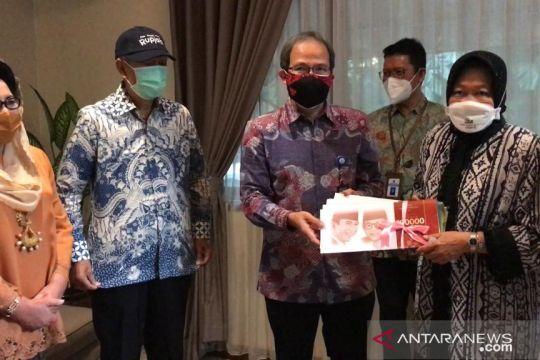 Risma izin ahli waris Bung Karno untuk foto Rupiah baru