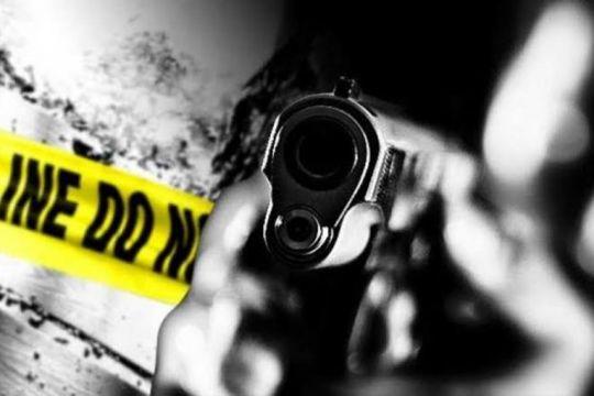 Polisi menembak pencuri laptop di lingkungan sekolah di Sumut