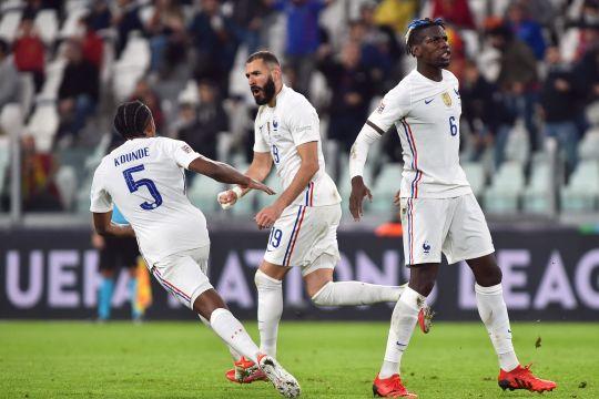 Timnas Prancis melaju ke final usai menang dramatis 3-2 atas Belgia