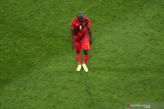 Martinez: Beban tanggung jawab jadi penyebab Belgia kalah dari Prancis