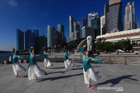 Kasus harian COVID-19 di Singapura meningkat