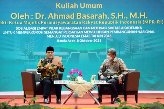 Wakil Ketua MPR: Aceh miliki peranan penting dalam kemerdekaan RI