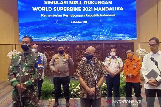 Indonesia pastikan siap gelar WSBK di Mandalika